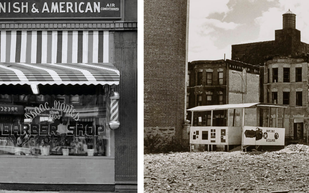 entre vistazos: Looking Back at Community and Place in Photography